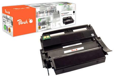 Peach  Toner Module noire, compatible avec ID-Fabricant: 12A5745 Lexmark Optra T 610