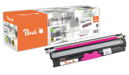 Peach  Toner Module magenta, compatible avec ID-Fabricant: A0V30CH Konica Minolta Magicolor 1650 EN