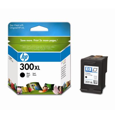 Original Cartouche d'encre noire originale ID-Fabricant: No. 300XL, CC641EE HP PhotoSmart C 4788
