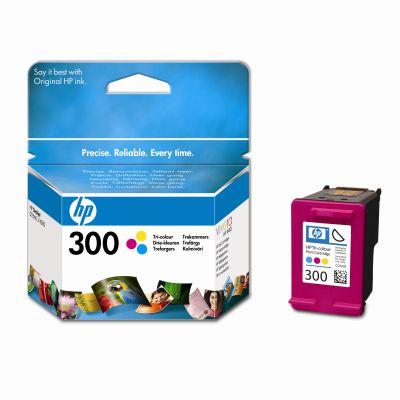 Original Cartouche d'encre couleur originale ID-Fabricant: No. 300, CC643EE HP PhotoSmart C 4788