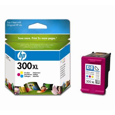 Original Cartouche d'encre couleur originale ID-Fabricant: No. 300XL, CC644EE HP PhotoSmart C 4788