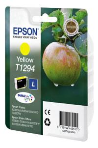 Original Cartouche d'encre jaune originale Epson Stylus SX 420 W