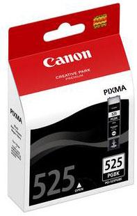 Original Cartouche d'encre noire originale ID-Fabricant: PGI-525 Canon Pixma IX 6520