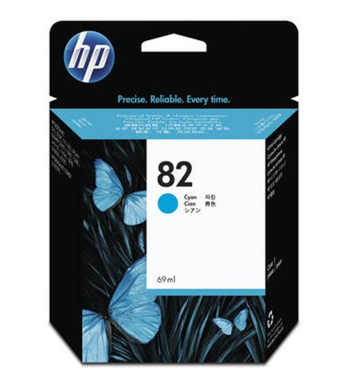 Original Cartouche d'encre cyan originale HP DesignJet 800 42 Inch