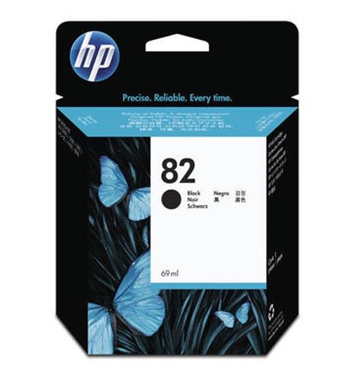 Original Cartouche d'encre noire originale HP DesignJet 510 Series