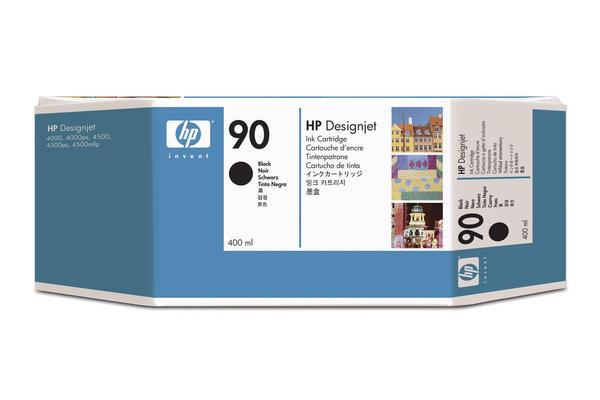 Original Cartouche d'encre noire originale HP DesignJet 4500 Series