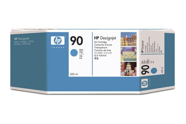Original Cartouche d'encre cyan originale HP DesignJet 4500 MFP
