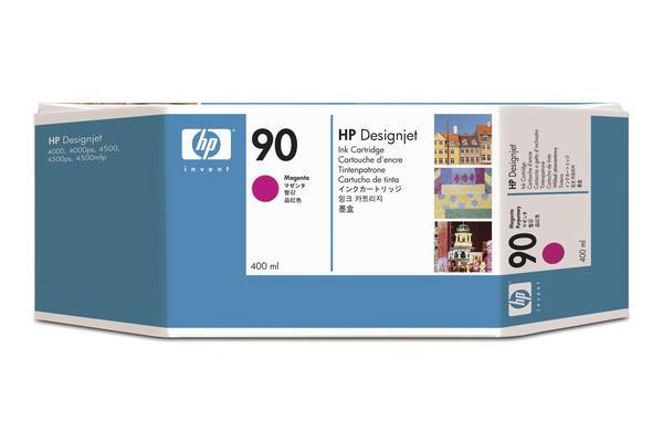 Original Cartouche d'encre magenta originale HP DesignJet 4500 Series