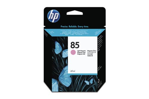 Original Cartouche d'encre magenta clair originale HP DesignJet 130 R