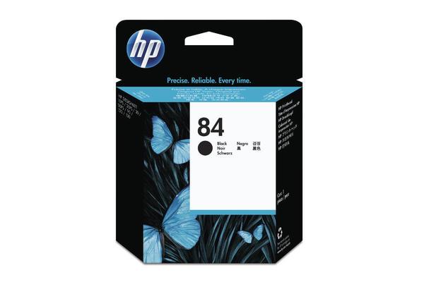 Original Tête d'impression noire originale HP DesignJet 30 GP