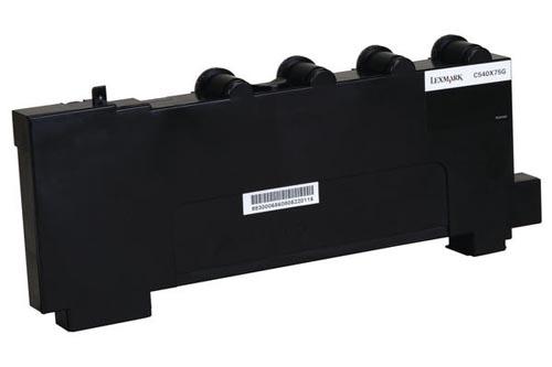 Original Boîte de toner usagé original Lexmark CX 410 dte