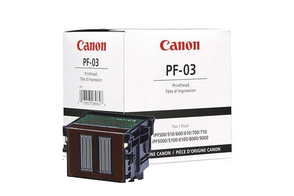 Original Tête d'impression originale Canon imagePROGRAF IPF 5000