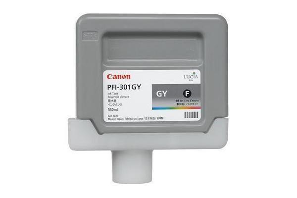 Original Cartouche d'encre grise originale Canon imagePROGRAF IPF 9000