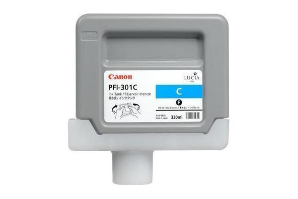 Original Cartouche d'encre cyan originale Canon imagePROGRAF IPF 9000