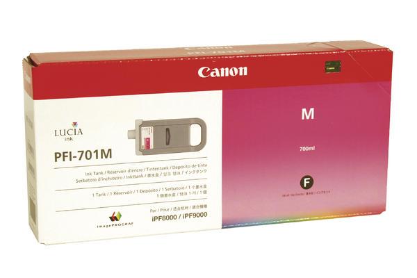Original Cartouche d'encre magenta originale Canon imagePROGRAF IPF 9000