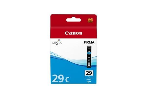 Original Cartouche d'encre cyan originale Canon Pixma Pro 1