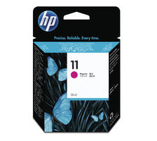 Original Cartouche d'encre magenta originale ID-Fabricant: No. 11, C4837A HP DesignJet 20 PS