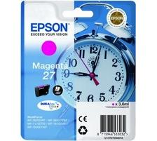 Original Cartouche d'encre magenta originale ID-Fabricant: T270340 Epson WorkForce WF-3620 WF