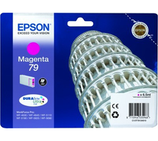 Original Cartouche d'encre magenta originale ID-Fabricant: T791340 Epson WorkForce Pro WF-5110 DW