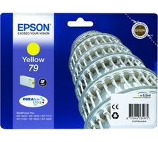 Original Cartouche d'encre jaune originale ID-Fabricant: T791440 Epson WorkForce Pro WF-5110 DW