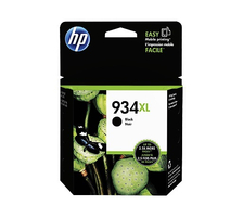 Original Cartouche d'encre noire originale ID-Fabricant: No. 934XL, C2P23AE HP OfficeJet Pro 6230