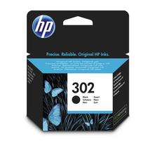 Original Cartouche d'encre noire originale ID-Fabricant: No. 302, F6U66AE HP DeskJet 3630 Series