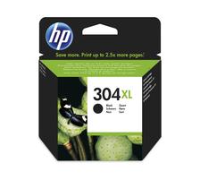 Original Cartouche d'encre noire originale ID-Fabricant: No. 304XL, N9K08AE HP DeskJet 3720