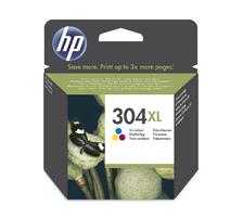 Original Cartouche d'encre couleur originale ID-Fabricant: No. 304XL, N9K07AE HP DeskJet 3720