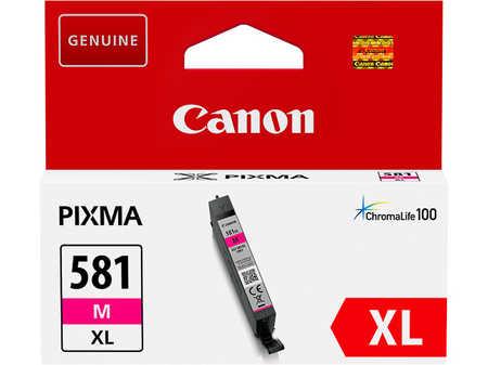 Original Cartouche d'encre magenta originale ID-Fabricant: CLI-581M, 2050C001 Canon Pixma TS 9541 C