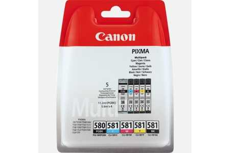 Original e Multipack cartouches d'encre Canon Pixma TS 9541 C