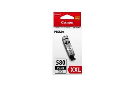 Original Cartouche d'encre noire originale ID-Fabricant: PGI-580PGBK, 1970C001 Canon Pixma TS 9541 C