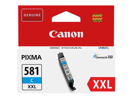 Original Cartouche d'encre cyan originale ID-Fabricant: CLI-581C, 1995C001 Canon Pixma TS 9541 C