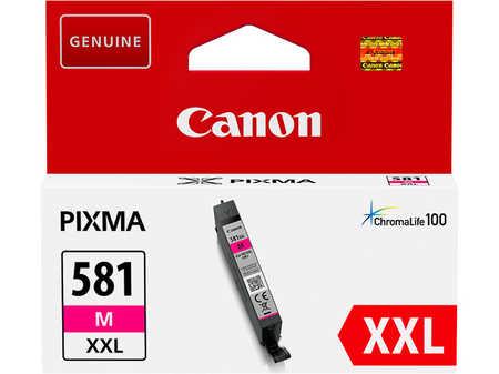 Original Cartouche d'encre magenta originale ID-Fabricant: CLI-581M, 1996C001 Canon Pixma TS 9541 C
